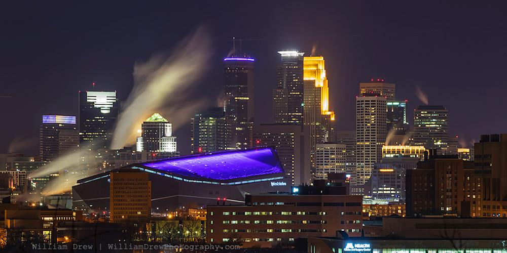 Us Bank Stadium - Minneapolis Photos | William Drew Photography