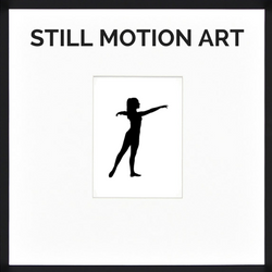 Still Motion Art - capture your loved one in motion and display the art
