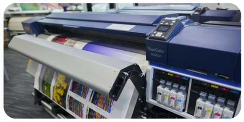 custom canvas printer