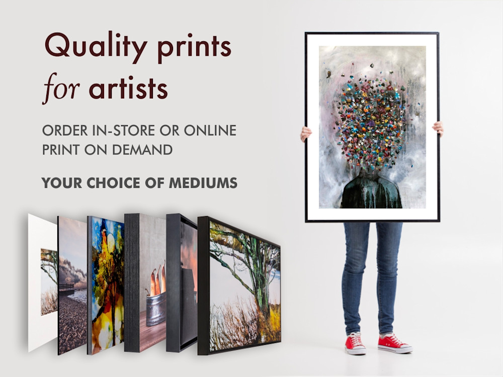 Quality Prints for Artists