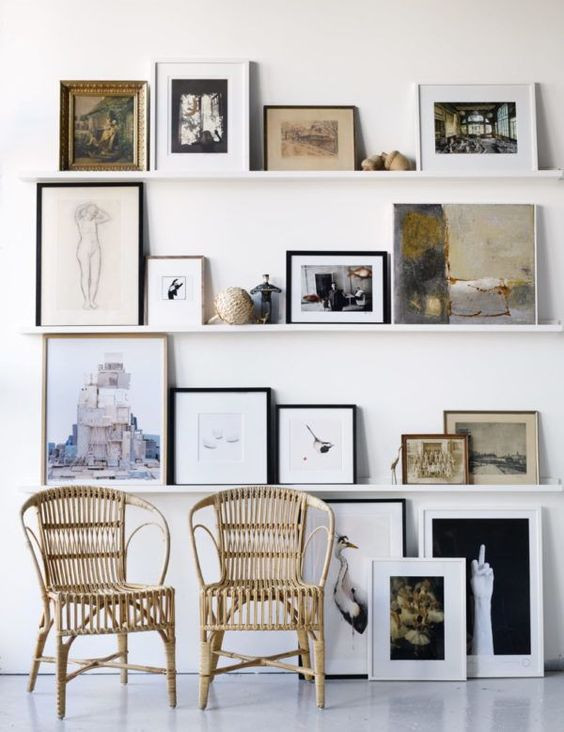 5 Inspiring Ways to Display Artwork in Your Home