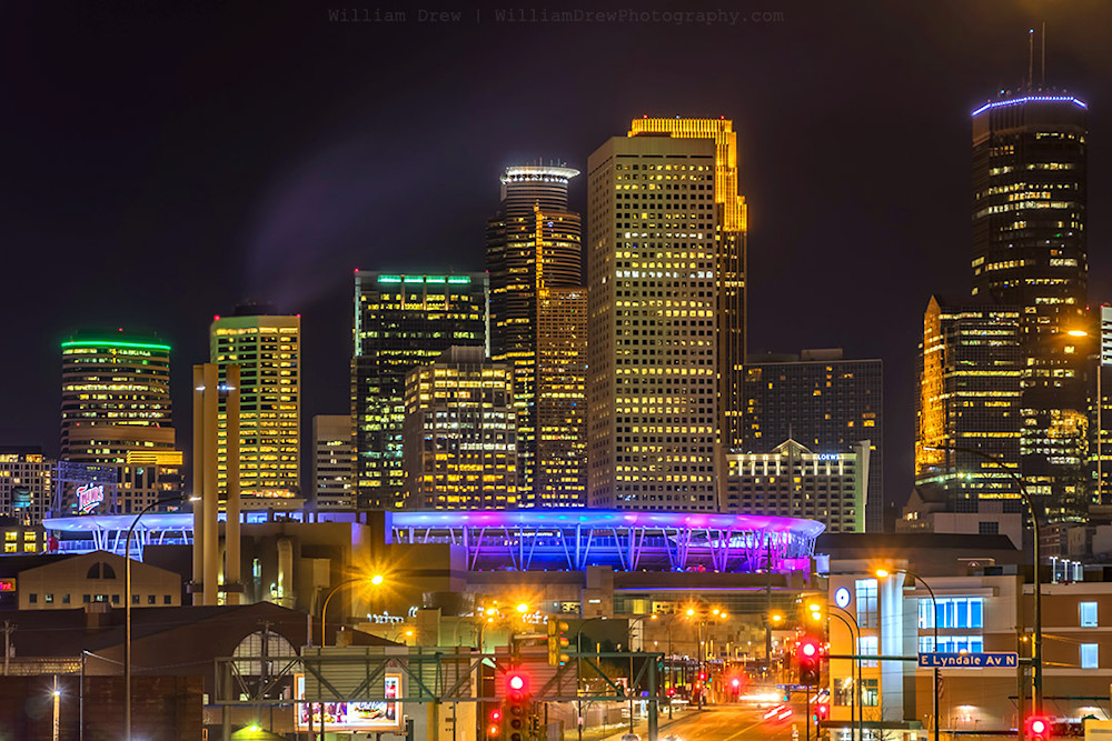 Target Field and the Skyline