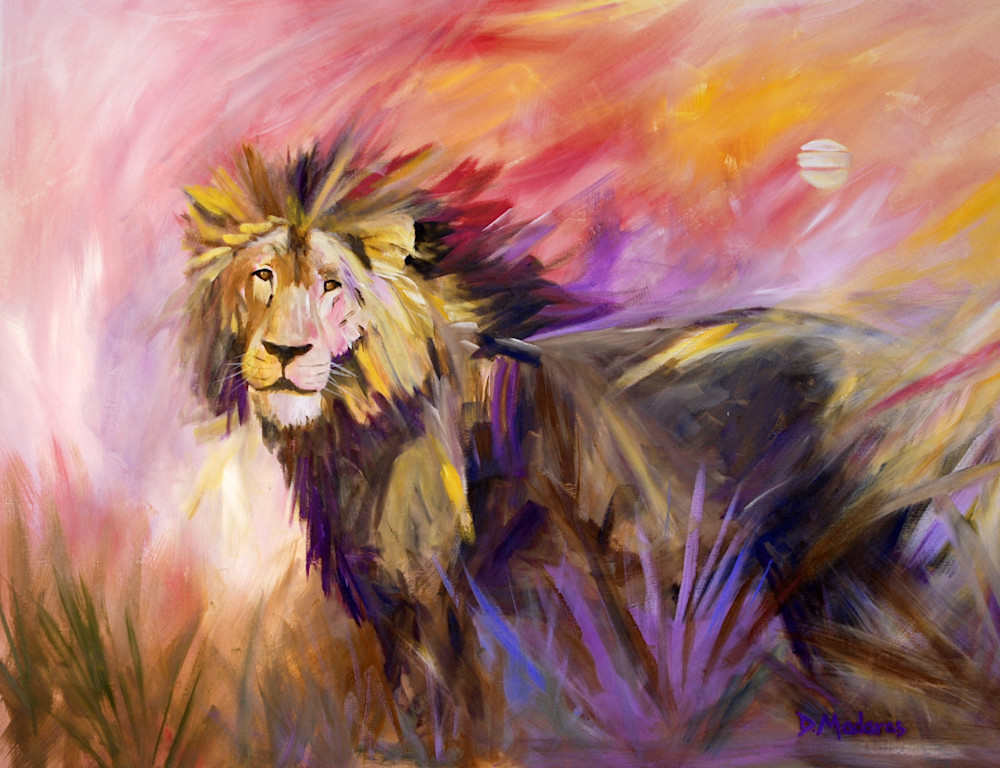 King of Sandibe | Southwest Art Gallery Tucson | Diana Madaras