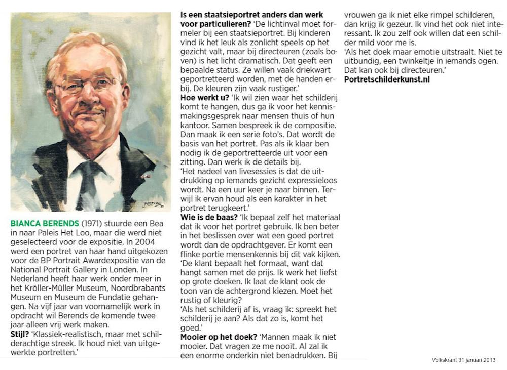 Article Volkskrant 3