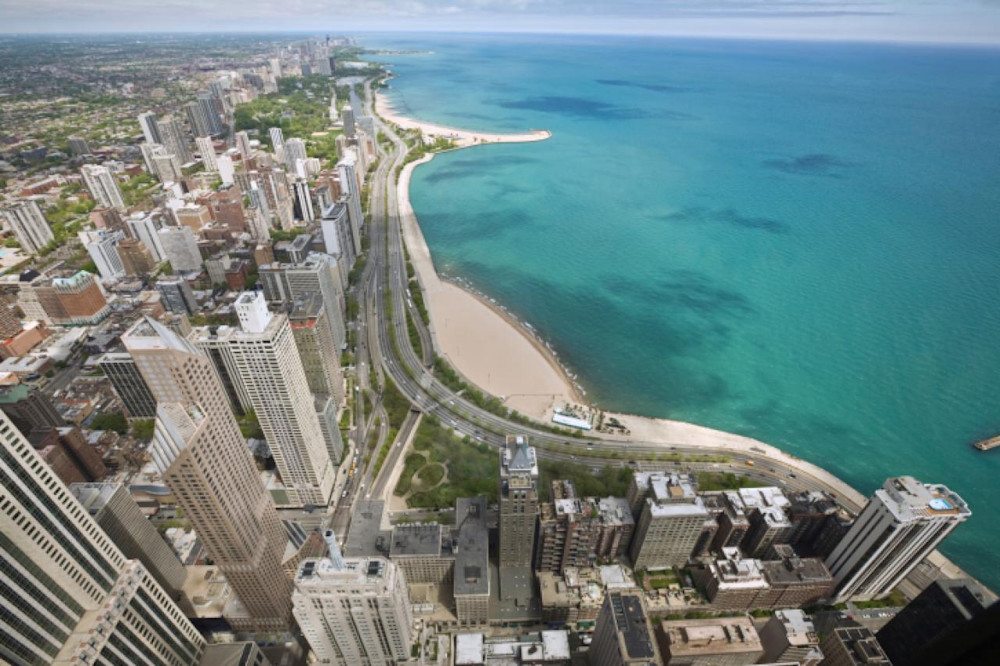 Lake Michigan, Chicago