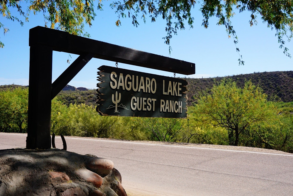 Southwest Art Gallery Tucson | Saguaro Lake Ranch 1