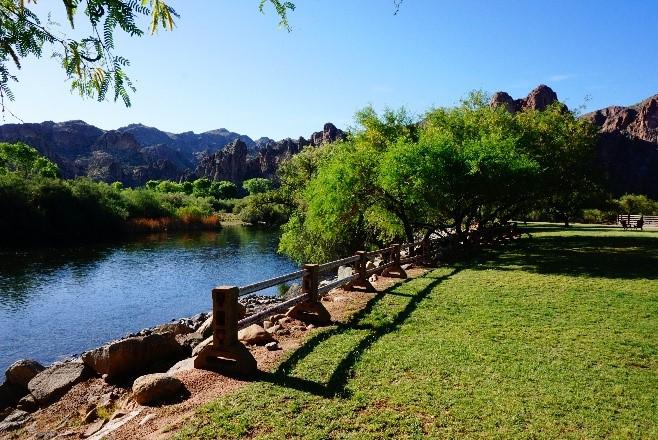 Southwest Art Gallery Tucson   Saguaro Lake Ranch 3