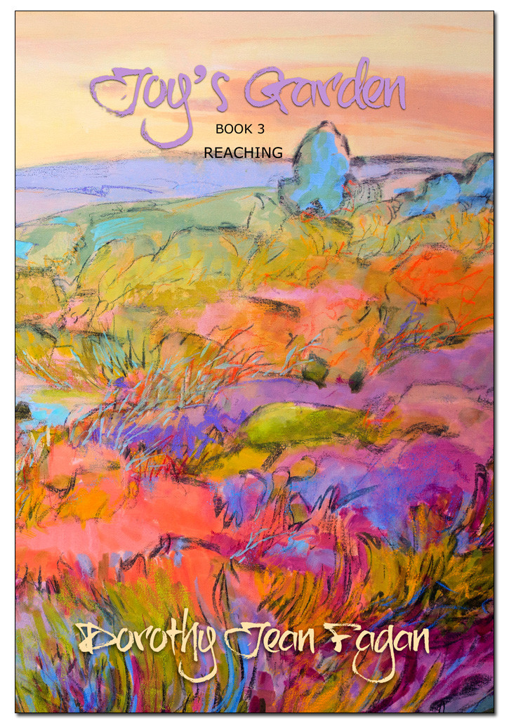 Joy's Garden Reaching Book