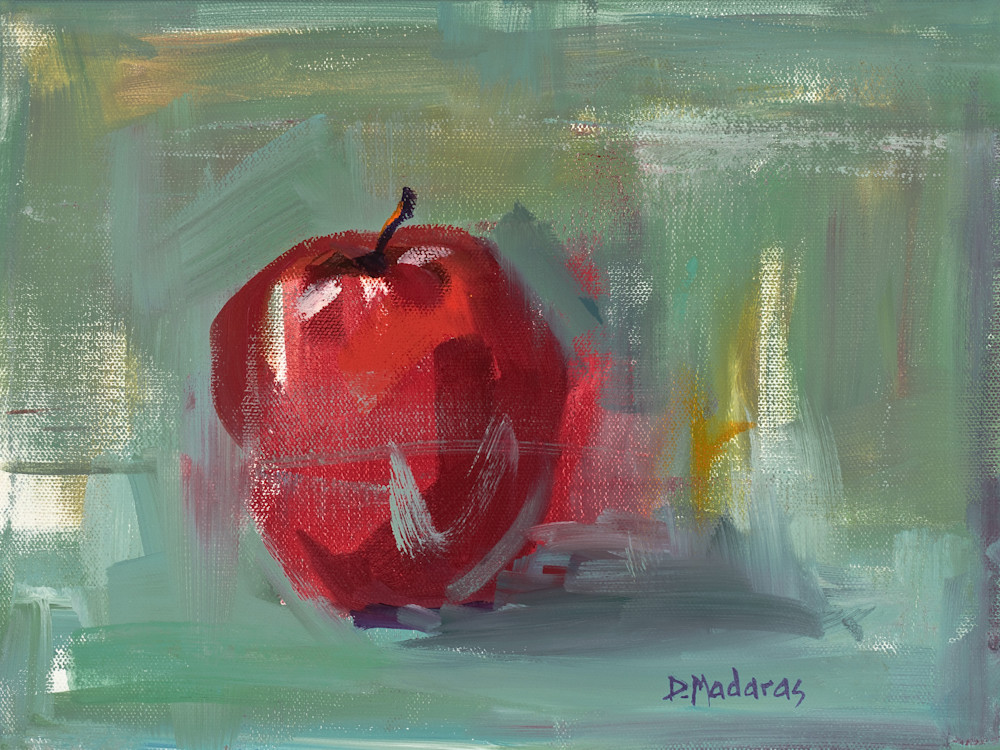 Apple for the Teacher | Southwest Art Gallery Tuson | Diana Madaras