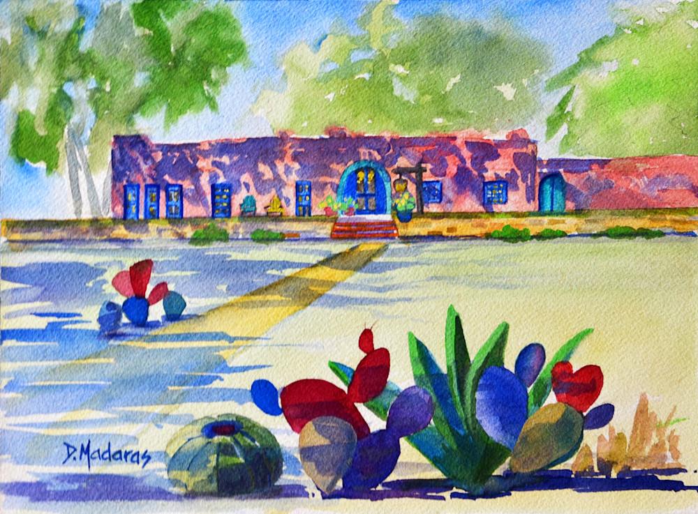 Rancho de la Osa | Southwest Art Gallery Tuson | Diana Madaras