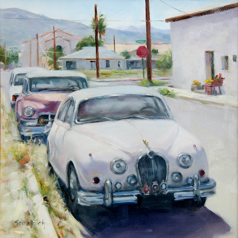 Jaguar | Southwest Art Gallery Tuson | Brenda Semanick