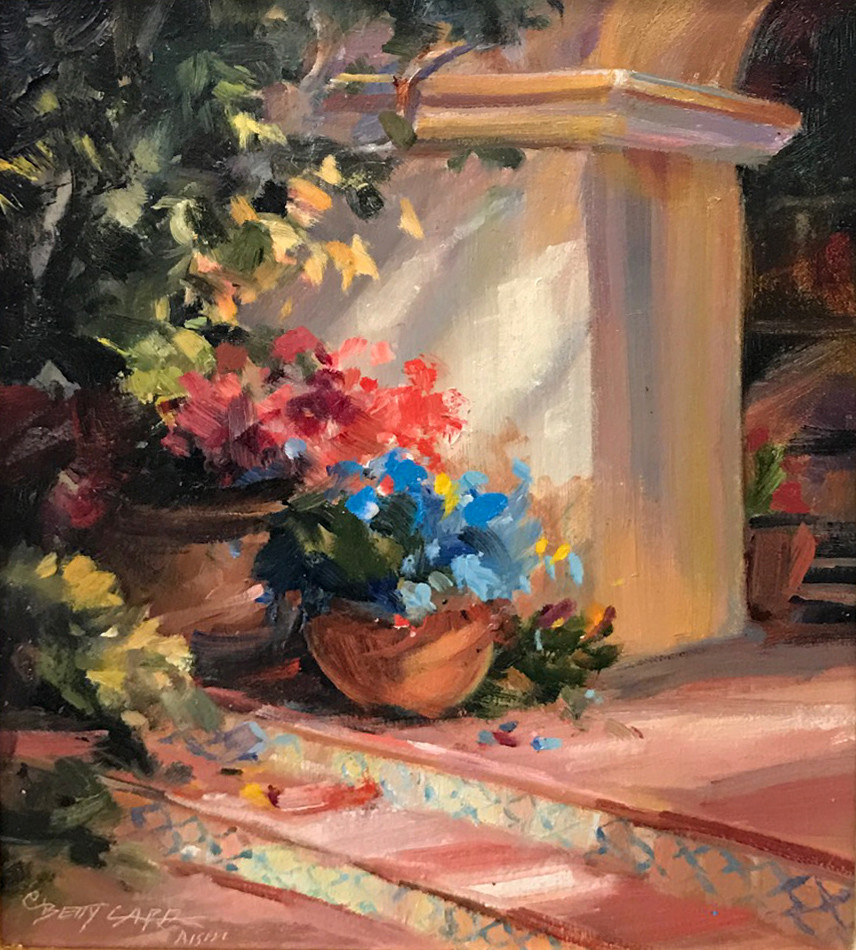 Welcome | Southwest Art Gallery Tuson | Betty Carr