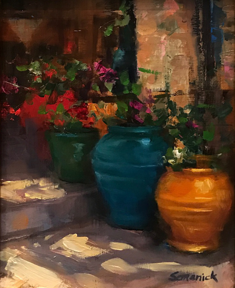 Entrada Hermosa | Southwest Art Gallery Tuson | Brenda Semanick