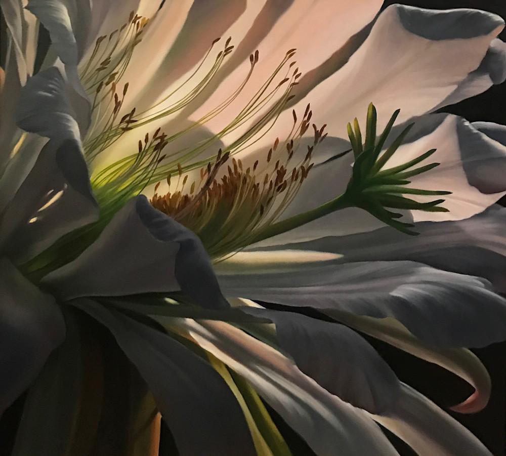 The Queen in the Morning | Southwest Art Gallery Tuson | Brenda Semanick