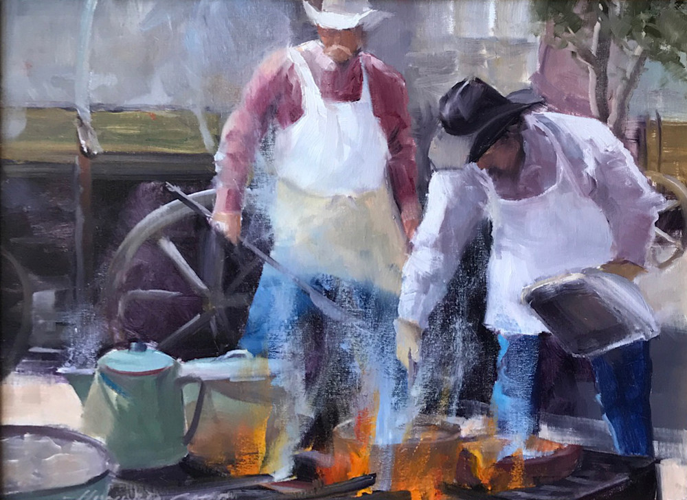 No Fast Food Here | Southwest Art Gallery Tuson | Howard Carr