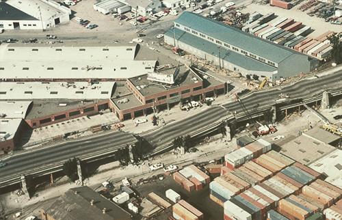 Cypress Freeway collapse, 1989 Loma Prieta Earthquake