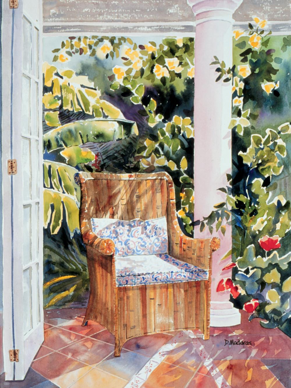 Southwest Art | Madaras Calendar | Morning In Paradise | Tucson Art Gallery