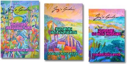 Joy's Garden books by Dorothy Fagan