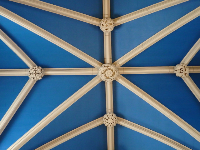 Ceiling of St. Giles Cathedral