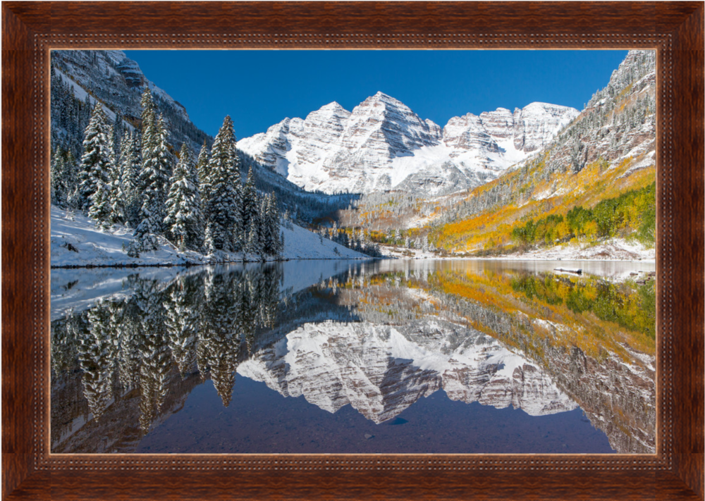 Fine Art Print and Frame By Robbie George Photography