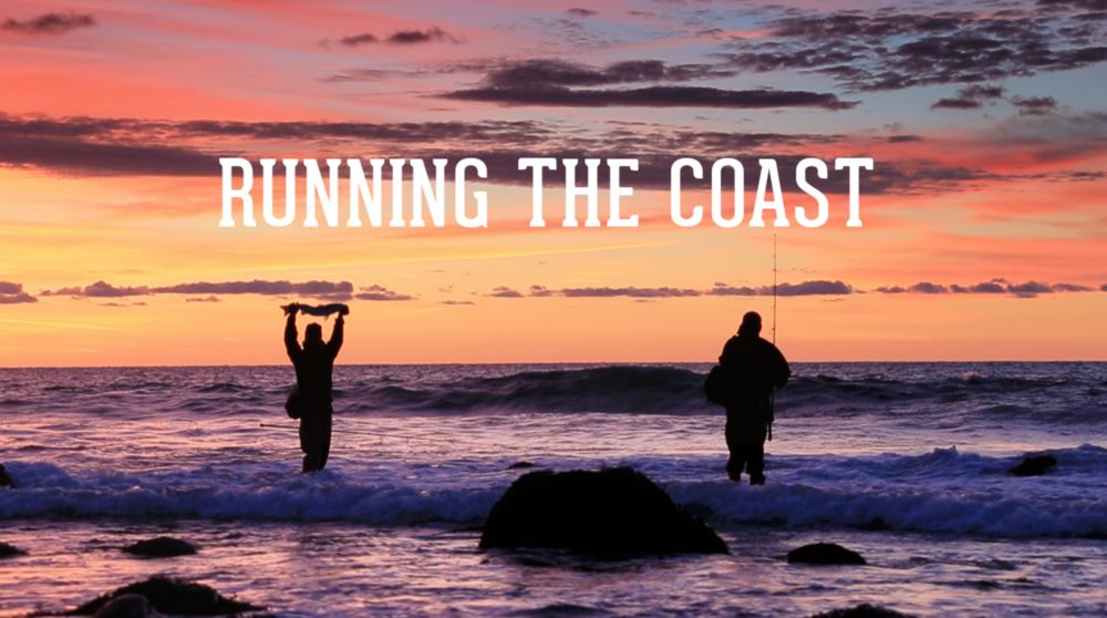Running The Coast by Howard Films. Robbie George Producer and Cinematographer
