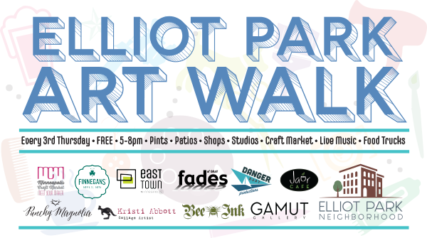 Event: Elliot Park Art Walk – Minneapolis