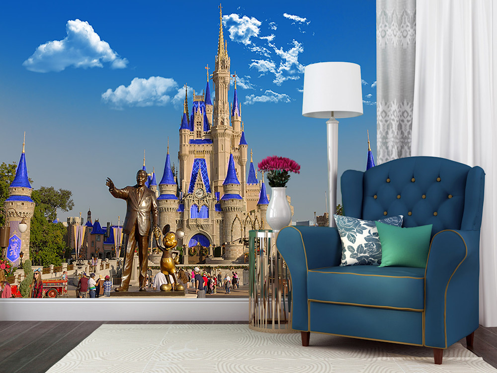 Shop Disney World Wall Murals at William Drew Photography