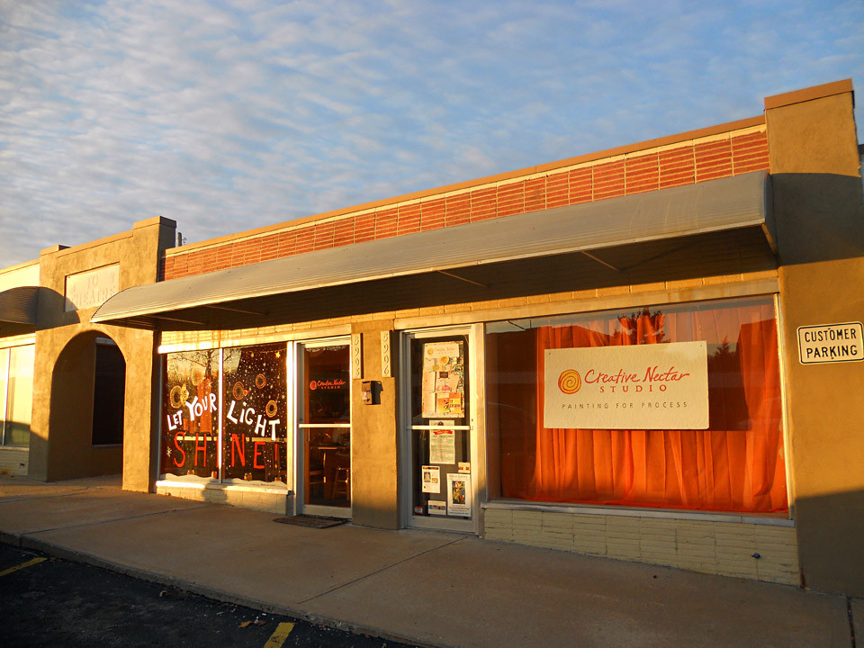 Creative Nectar space in Mission, KS