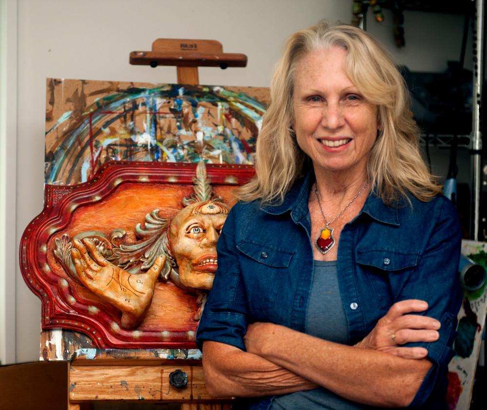 Karen Rexrode, artist
