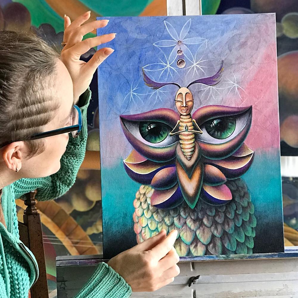 Butterflowlapple By Ishka Lha