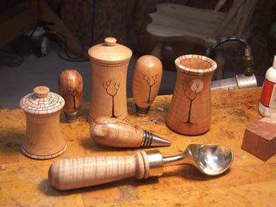 John Noffsinger -Artist Woodworking