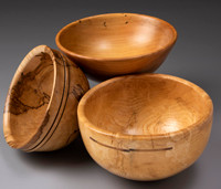 Wood Turning by Max Monts, gallery406, Bloomington, Indiana