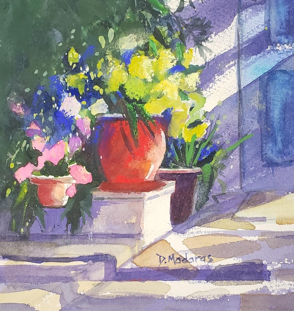 Yellow and Blue   Greece   Diana Madaras