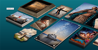 Metal Print Options for your office walls.
