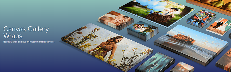 Canvas print options for your office wall space.