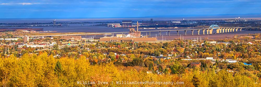 Duluth Superior Autumn - Scenic Photographs | William Drew Photography