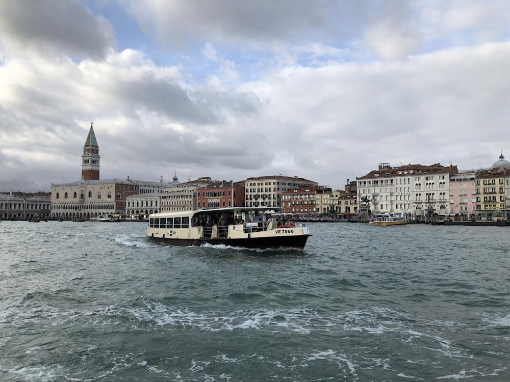 Travel by Vaporetto