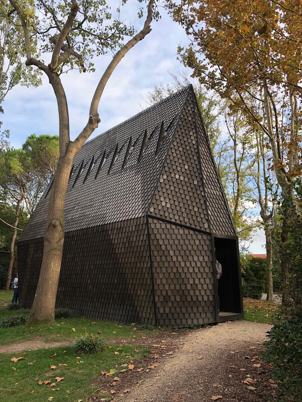 Vatican Chapel Exhibit