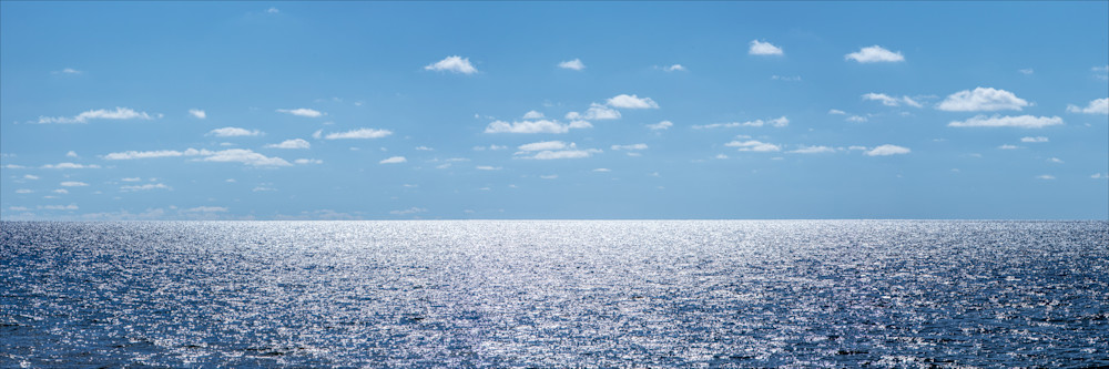 Glistening Lake Michigan