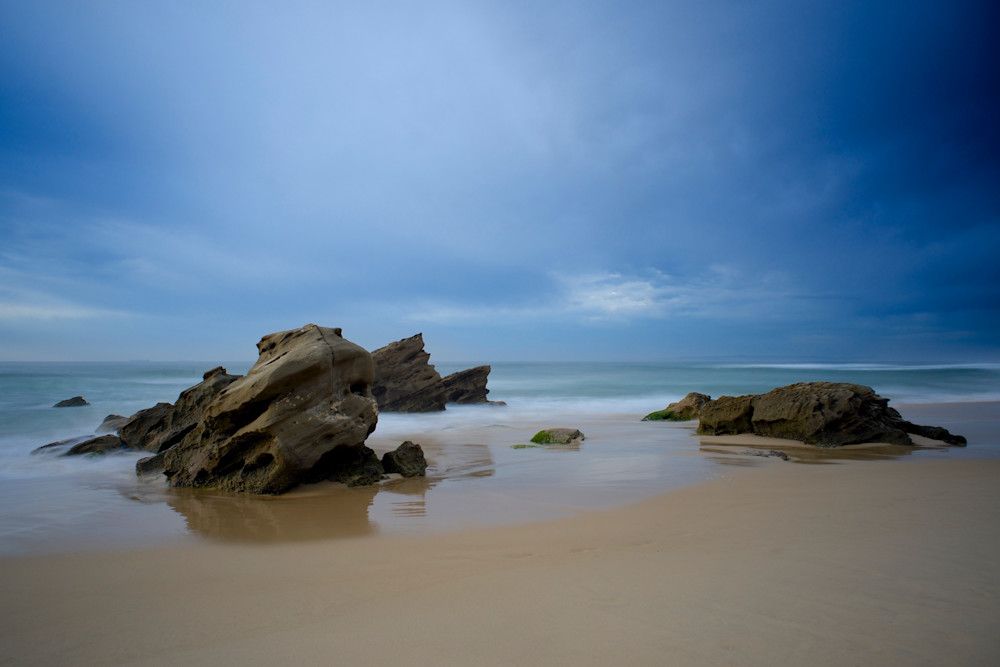 Serene Stones Redhead Beach Newcastle Lake Macquarie NSW
