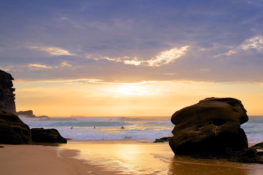 Redhead Beach Dawn, Newcastle Lake Macquarie NSW