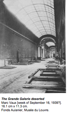 Louvre sequestration
