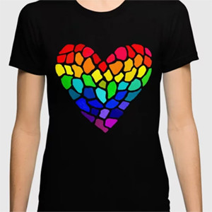 """United in Love"" T-shirt"