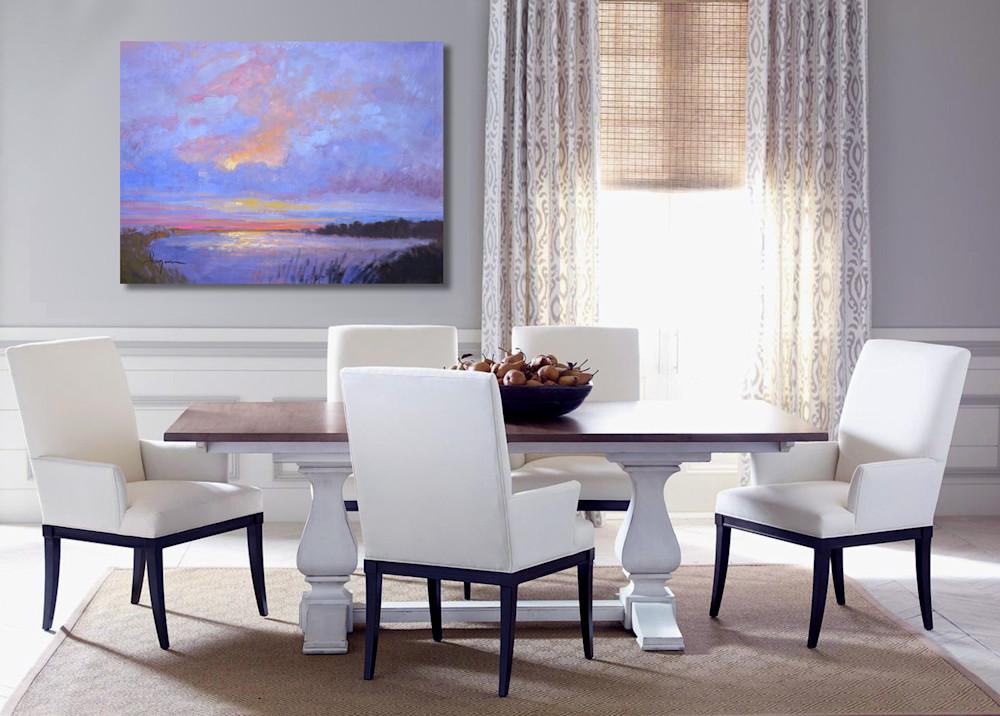 Silver Lining Dining Room