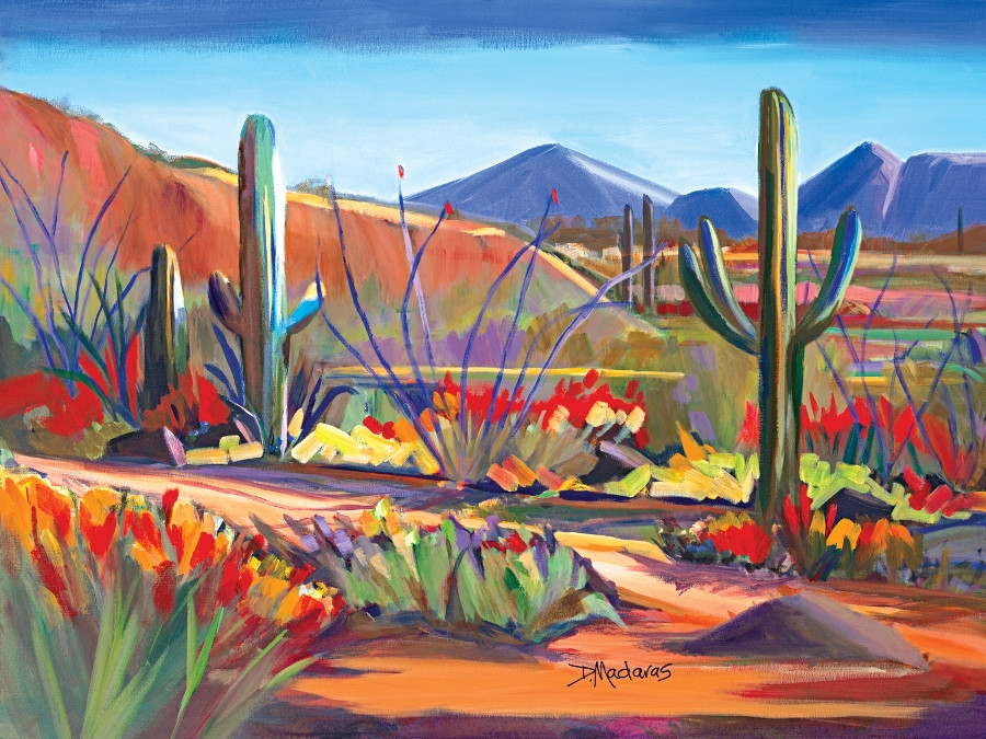 Southwest Art | John Nieto | Tucson Art Gallery