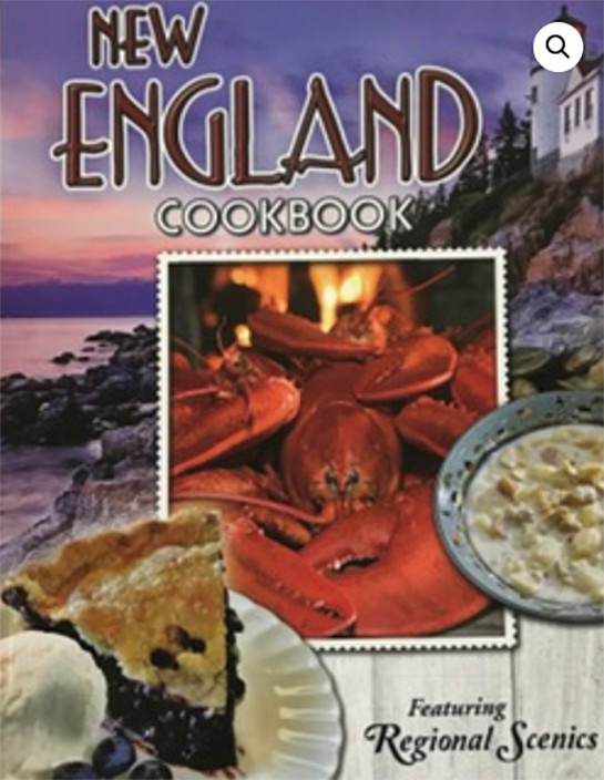 Thom Schoeller/photograph published on cover of New England Cookbook