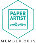 Member of the Paper Artist Collective