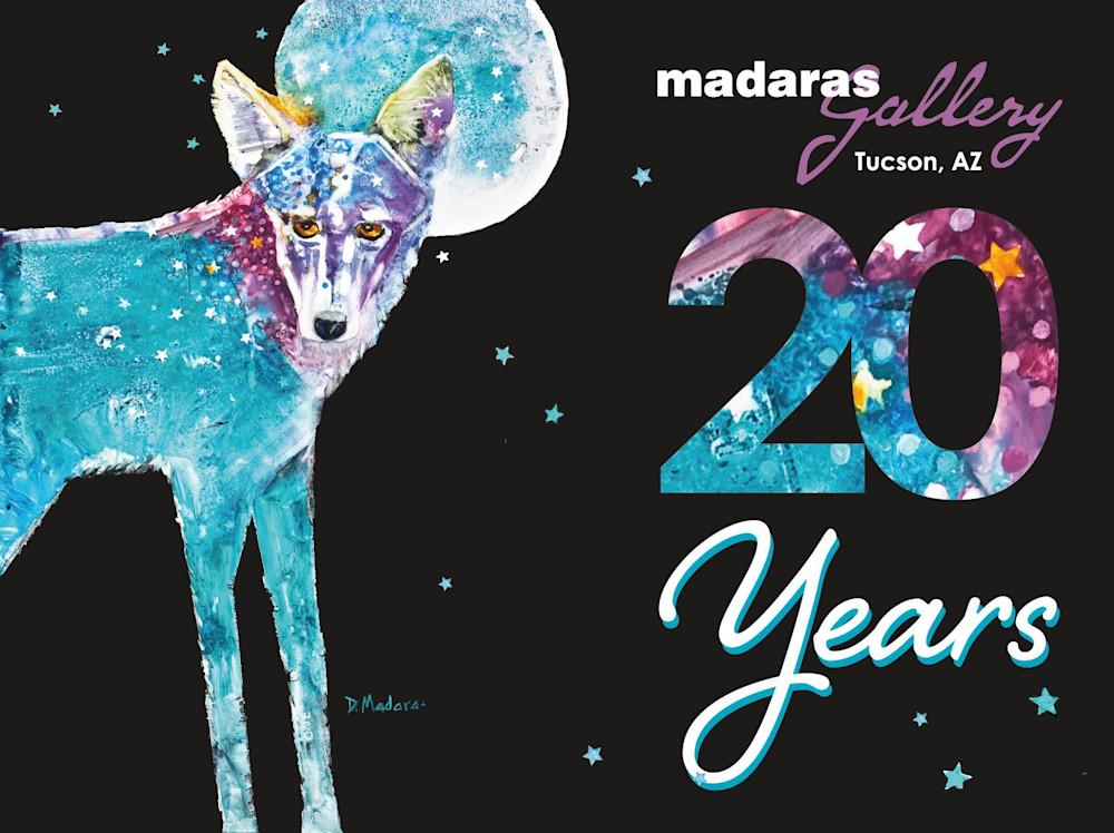 Southwest Art   Madaras Calendar   Days End   Tucson Art Gallery