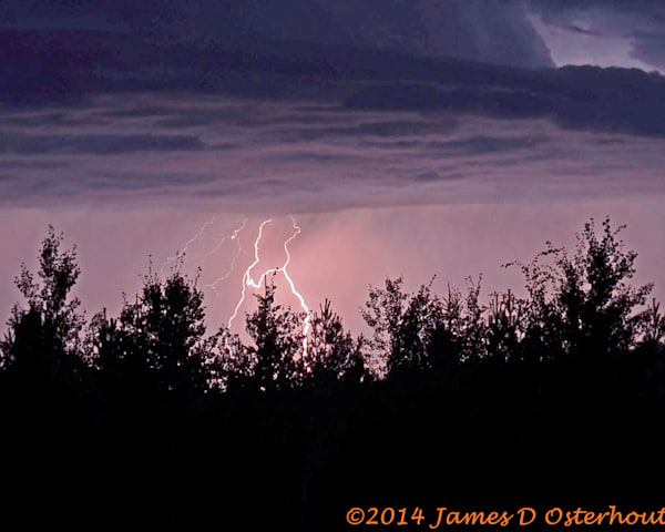 swan valley idaho lighting storms