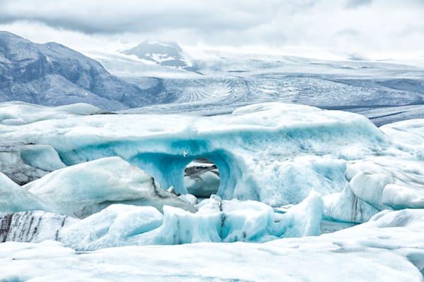 J??kuls??rl??n Lagoon Ice Arch